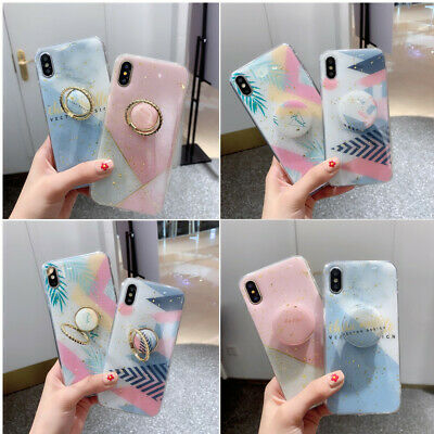 AU7.99 • Buy For IPhone 11 Pro XS Max XR X 8 7 Plus Bling Floral Girls Cute Slim Phone Case