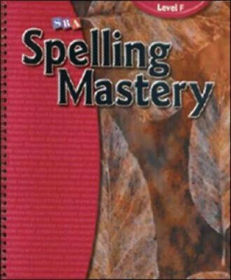 AU321 • Buy Spelling Mastery Level F, Teacher Materials (SPELLING MASTERY) By McGraw-Hill