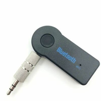 $4.99 • Buy Wireless Bluetooth Receiver 3.5mm AUX Audio Stereo Music Home Car Adapter Kit