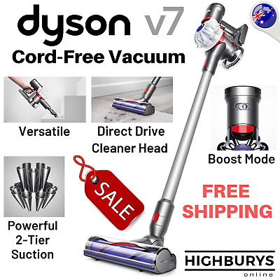 AU489 • Buy Dyson V7 Cord Free Handstick Vacuum Cleaner Cordless Stick Handheld Bagless NEW