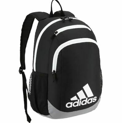 $37.90 • Buy NEW NWT Adidas Young BTS Backpack Brasilia Prime Student Creator Black Gray