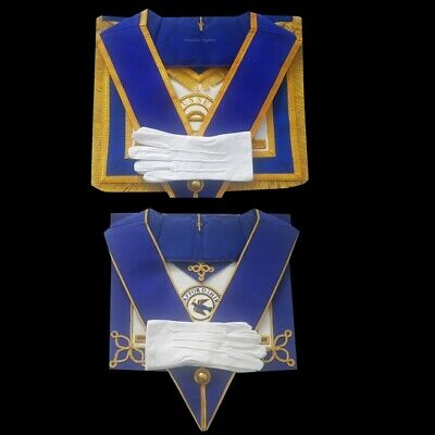 Masonic Regalia-CRAFT-CRAFT PROVINCIAL DRESS & UNDRESS PACKAGES + FITTED BADGES • 69.99£