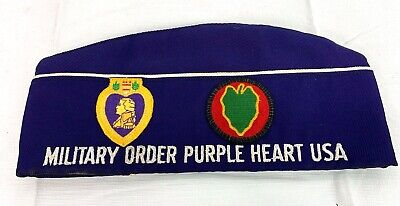 $25 • Buy 1983 Military Order Of The Purple Heart Garrison Hat