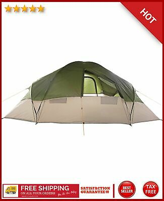 8 person instant tent