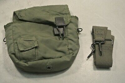 $ CDN12.50 • Buy Used Military 2 Quart Alice Canteen Cover W/shoulder Strap (sp5052)
