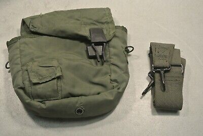 $ CDN13.17 • Buy Used Military 2 Quart Alice Canteen Cover W/shoulder Strap (sp5052)