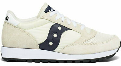 Saucony Jazz Vintage In Tan/Navy • 49.99£