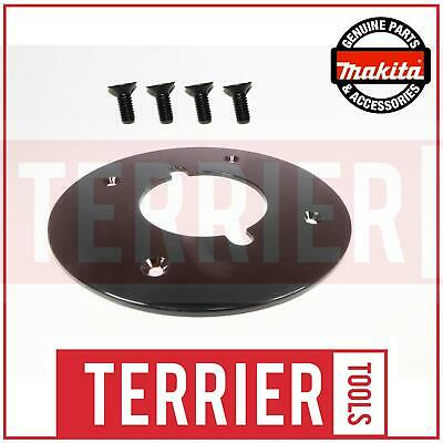 New Genuine Makita Router Base Plate With Screws 3612 3612C Baseplate • 9.33£
