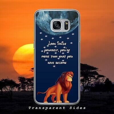 Disney Lion King Look Inside Hard Phone Case Cover For Iphone Samsung Huawei • 4.99£