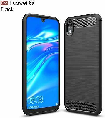 AU8.99 • Buy For HUAWEI Y5 2019 Shockproof Protective Carbon TPU Back Cover Anti Knock Case