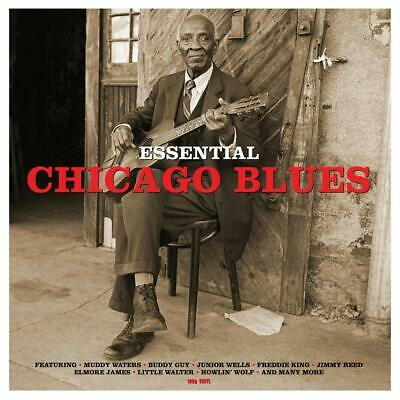£13.49 • Buy Essential Chicago Blues 180G Vinyl LP Record Muddy Waters Howlin Wolf Bo Diddley