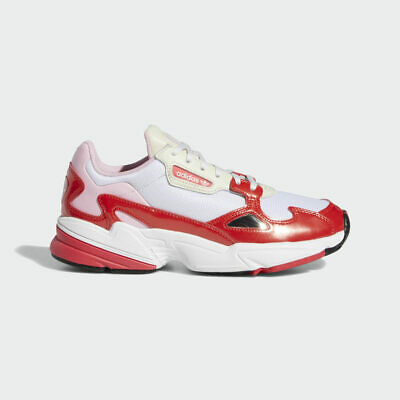 $ CDN135.97 • Buy Adidas Originals Women's 90s Style White/Red Falcon Shoes  EE3830