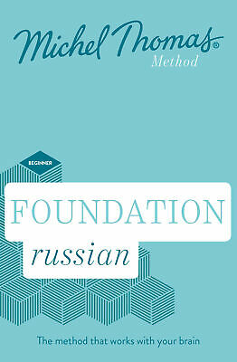 £91.65 • Buy Total Russian Foundation Course: Learn Russian With The Michel Thomas Method 'Fo