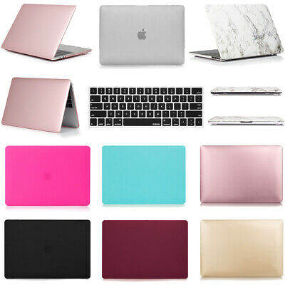 $14.90 • Buy For MacBook Pro 15 Inch Case & Keyboard Cover 2019 2018 2017 Touch Bar A1990