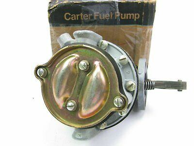 carter marine fuel pump