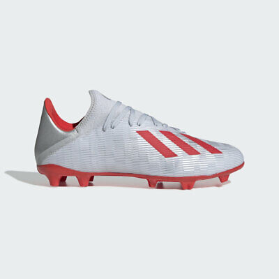 $ CDN119.97 • Buy Adidas Soccer Men's Silver X 19.3 Firm Ground Cleats Soccer Shoes F35382