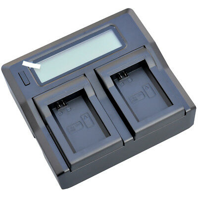 $ CDN39.43 • Buy LCD Quick Battery Charger For Sony NP-FW50 A3000 A3500 A5000 A6000 A6300 A6500
