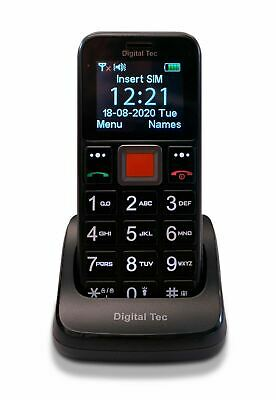 £24.99 • Buy Big Button Easy To Use Mobile Phone For The Elderly  SOS Button Unlocked