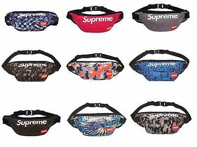 $17.99 • Buy Cycling Belt Waist Bag Fanny Pack Outdoor Pouch Camping Hiking Running Chest New