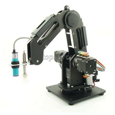 R290 3Axis Robot Arm Industrial Robotic Arm Load 500g Fit For Android Finished • 614.03£