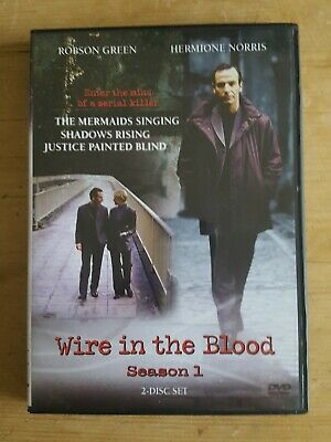 £2.99 • Buy Wire In The Blood: The Complete Series 1 - Free Postage