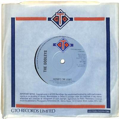 The Dooleys - Honey I'm Lost - 7  Vinyl Record Single • 2.99£