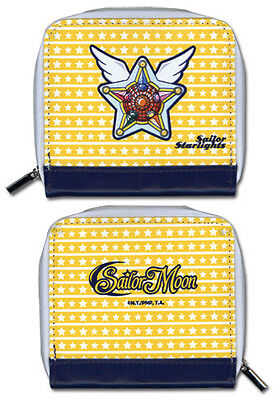 $15.93 • Buy *NEW* Sailor Moon: Sailor Star Yellow Wallet By GE Animation
