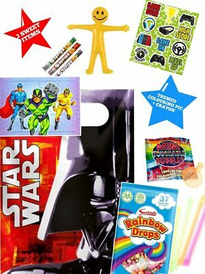 £1.30 • Buy STAR WARS  Party Bags Pre Filled ,   Boys ,girls, Toys And Sweets FAST POST.