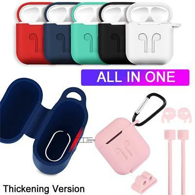 $ CDN5.85 • Buy Anti-Lost Silicone Case Cover Strap Holder For Apple Air Pod Accessories Airpods