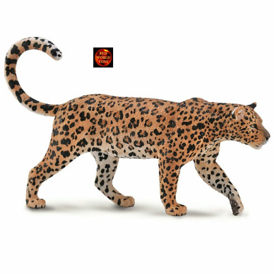 £11.50 • Buy African Leopard African Wildlife Toy Model Figure By CollectA 88866 Brand New
