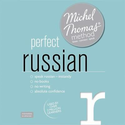 £64.89 • Buy Perfect Russian With The Michel Thomas Method By Michel Thomas And Natasha...