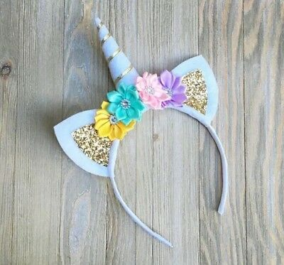 AU7.50 • Buy Unicorn Headband New