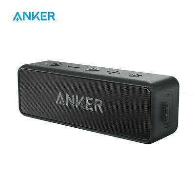 AU65.48 • Buy Anker SoundCore 2 Portable Bluetooth Wireless Speaker IPX7 Water Resistance
