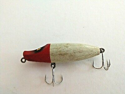Wooden Trout Lure