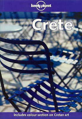 Lonely Planet Crete By Jeanne Oliver (Paperback, 2000) • 2.41£