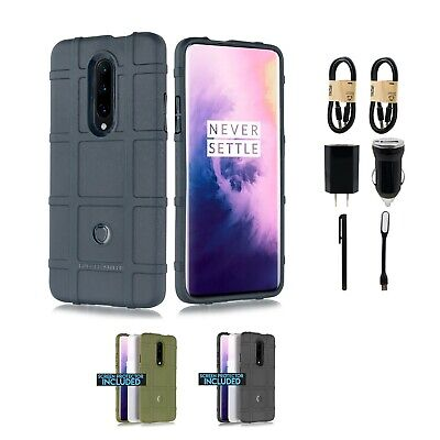 $ CDN15.12 • Buy Bundle+ OnePlus 7Pro Polymer Case+ Screen Cover Field Case Protective Shockproof