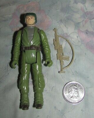 $ CDN22.99 • Buy Vintage 1983 Star Wars Rebel Commando Figure Complete With Original Weapon