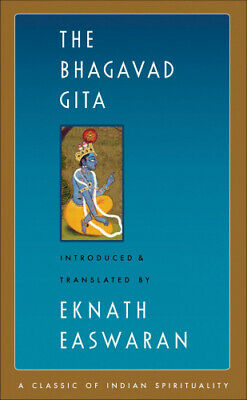 AU21.03 • Buy The Bhagavad Gita By Eknath Easwaran