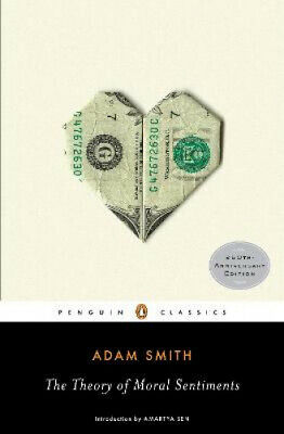AU24.65 • Buy The Theory Of Moral Sentiments By Adam Smith