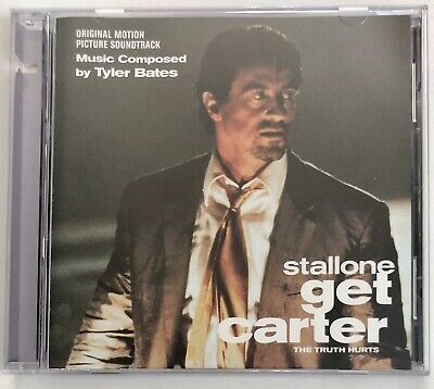 Stallone Get Carter Truth Hurts Original Score RARE OOP CD Tyler Bates • 10.85£