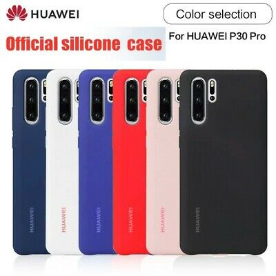 Case For Huawei Mate 20 P20 P30 Pro Lite Back Cover Genuine Luxury Hard Silicone • 3.98£