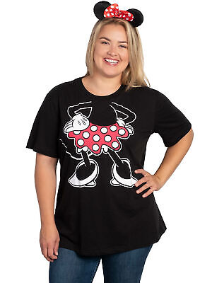 plus size minnie mouse costume
