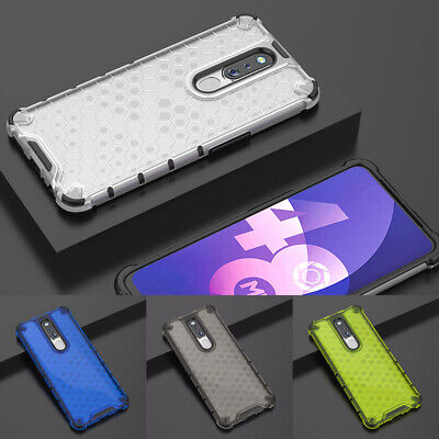 AU5.23 • Buy For OPPO F9 F11 Pro Hybrid Rugged Shockproof Armor Bumper Phone Case Cover