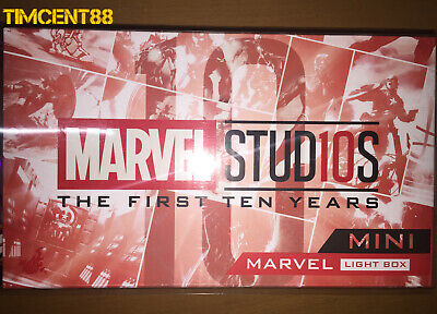 $ CDN189.92 • Buy Hot Toys Marvel Mini Light Box