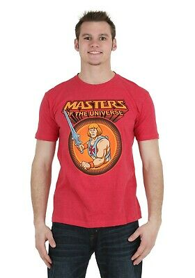 $11.24 • Buy Men's Masters Of The Universe He-man Classic T-shirt Size Small