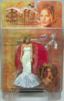 $19.99 • Buy Buffy The Vampire Slayer ANYA Hell's Bells Action Figure Cine Quest Exclusive