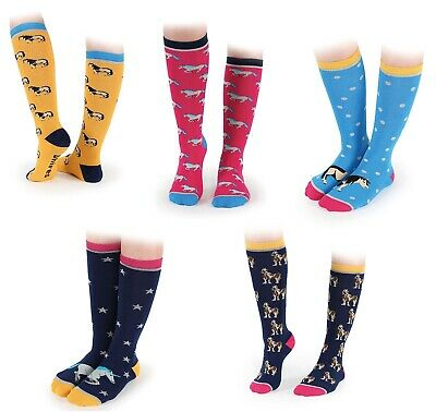 Shires Everyday Horse Riding Socks ADULTS GIFT PRESENT Cushioned Soles, Heels An • 7.93£