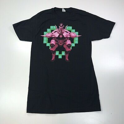 AU9 • Buy NEW OVERWATCH D.VA T-SHIRT Men Gaming Clothes Official Product Size Small #155