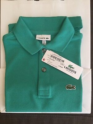 online store 576a1 1ef60 lacoste bambino polo