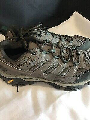 £78.08 • Buy Men's Merrell Moab 2 Gore Tex Leather Hiking Trail Boot Shoe Size 9 NEW Waterpro